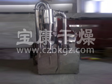 ZF-type Chinese herb grinding unit